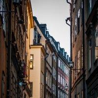 Старый Стокгольм :: Crazy Fox