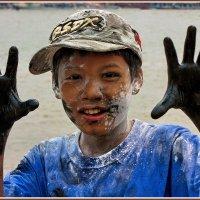 Happy Lao New Year!!! :: Евгений Печенин