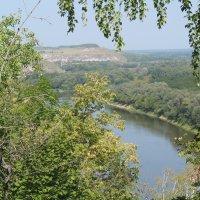 Вид на Дон с Белогорского монастыря :: Максим Красиков