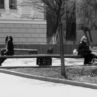 Юность и старость - два полюса жизни :: Игорь Попов