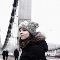 На мосту :: Ezhigg Ezhigg