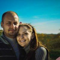 Евгений и Дарина :: Станислав Барышников