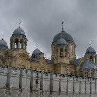 Мужской Свято-Николаевский монастырь. :: Сергей Комков