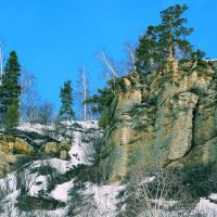 Каменный край :: Дмитрий Арсеньев