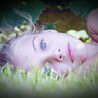 синева твоих глаз... :: Анастасия Светлова