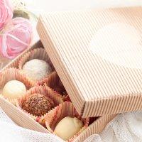 Бельгийский шоколад :: Анастасия Эрентраут