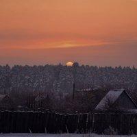 за лесом :: Иван Мицула