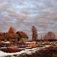 Апрель :: Геннадий Солодовников