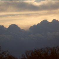 небесные горы :: елена бардыш