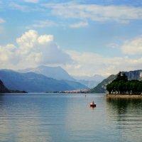 Италия. Озеро Комо. :: Тиша