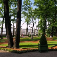 В Летнем саду. :: ТАТЬЯНА (tatik)