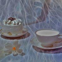 Чашка молока :: Наталия Лыкова