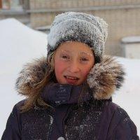 Зима и дети :: Анатолий Мартынюк
