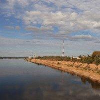 Северная Двина. :: Андрей Дурапов