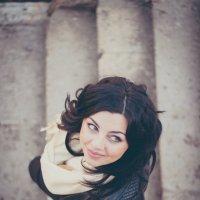 Красивая девушка :: Анастасия Соколова