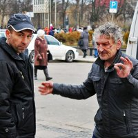 Праздник для всех ... :: Дмитрий Иншин