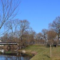 Весенний город. :: zoja