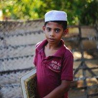 Школьник Шри-Ланки :: Alina Solovey