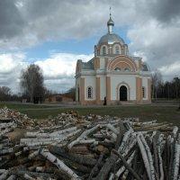 Церковь :: Виктор Сильнов