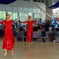 Летающие танцовщицы :: Mavr -