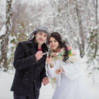 Зимняя свадьба :: Николай Земледельцев