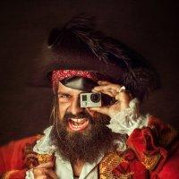 Пират :: Анастасия Воробьёва
