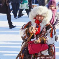 Празднование  народов СЕВЕРА :: Аркадий Иваковский
