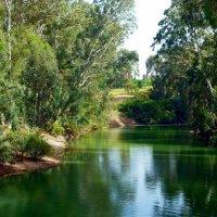 Река Иордан. :: Чария Зоя