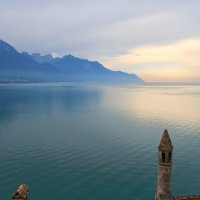 Женевское озеро :: Алина