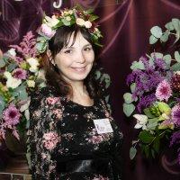 На выставке свадебной индустрии г.Омск, 2015 :: Марина Щуцких