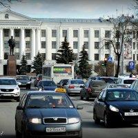 Вид на площадь Ленина. Псков. :: Fededuard Винтанюк