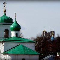 Мирожский монастырь Псков. :: Fededuard Винтанюк
