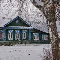 Старые дворы 6. :: Святец Вячеслав