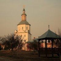 Церковь Преображения Господня :: Карпухин Сергей