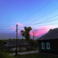 Закат над Дубровой :: Mary Коллар