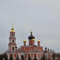 Храм Воскресения Христова. :: Юрий Тихонов