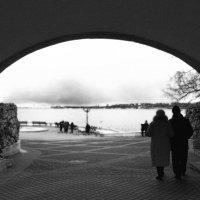 Драконий мостик :: Алла Морозова