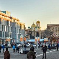 На исходе февральского дня :: Denis Aksenov