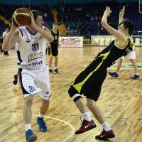 Баскетбол серия2 :: Юрий Нестеренко