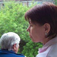 Дочь и мать :: Владимир Ростовский