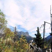 В горах, сентябрь :: Сергей Анатольевич