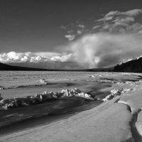 лёд тронулся :: Сергей Шаврин