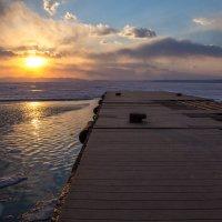 Закат над Амурским заливом :: Сергей С.