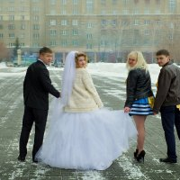 Взгляд назад :: Дмитрий Конев