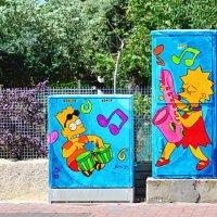 <3 Симпсоны :: Eddy Eduardo