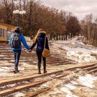 Влюбленная парочка :: Вячеслав Кириллов