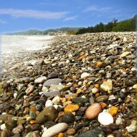 Морские камешки :: Мария Богуславская