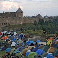 Палаточный город :: Мария Кондрашова