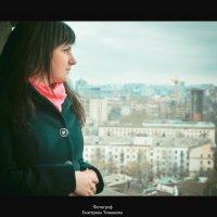 На крыше :: Екатерина Тимашева