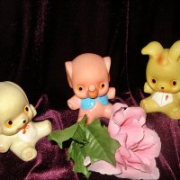Лучшие друзья - игрушки 1976 года :: Нина Корешкова